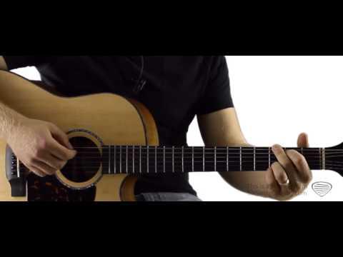 That's My Kind of Night Luke Bryan Guitar Lesson