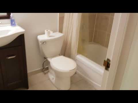 Video tour of 1270 Robson St one bedroom furnished suite