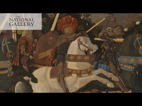 Talks for all | Paolo Uccello, 'The Battle of San Romano' | National Gallery