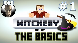 Witchery Mod Tutorial - The Basics - Minecraft Mod