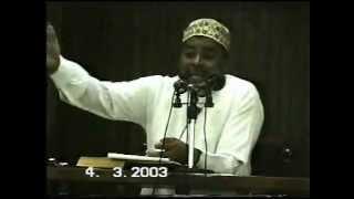 Sheikh Naasor BACHU - KWENYE UZITO KUNA WEPESI