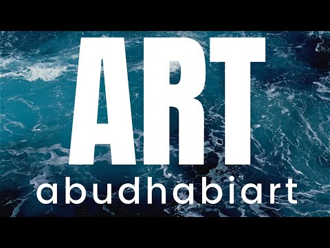 Extended vlog from Abu Dhabi Art exhibition