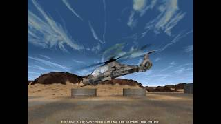 Comanche Gold Training Mission 3: Air Combat
