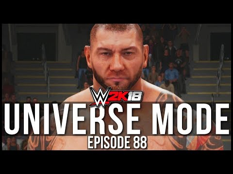 WWE 2K18 | Universe Mode - 'NO MERCY PPV!' (PART 2/2) | #88