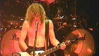 Megadeth - Anarchy In The UK (Live In Ft. Lauderdale 1998)