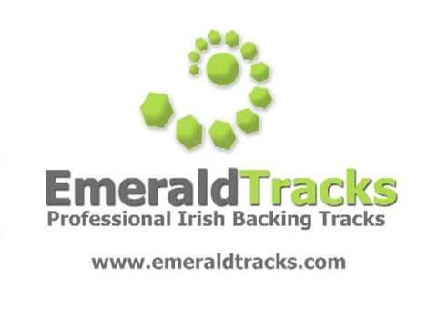 Irish Folk Medley - The Hills Of Connemara & Rare Old Mountain Dew | Backing Track