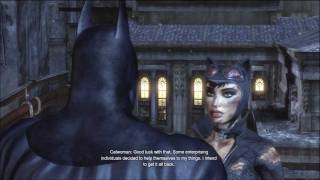 Batman: Arkham City | Let