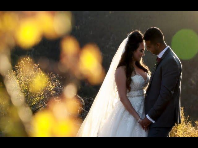 Sarah & Sam's Wedding Trailer