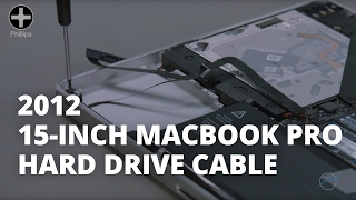 How to Replace the Hard Drive Cable in a 15-inch MacBook Pro Mid 2012