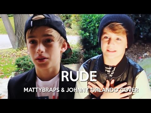 Magic! - Rude (MattyBRaps & Johnny Orlando cover)