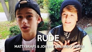 Video Magic! - Rude (MattyBRaps & Johnny Orlando cover) download MP3, 3GP, MP4, WEBM, AVI, FLV Maret 2018
