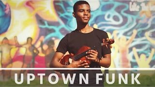 Mark Ronson | Uptown Funk ft. Bruno Mars | Jeremy Green | Viola Cover