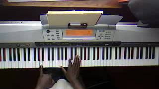 We Worship Your Holy Name - Kirk Franklin (Piano Tutorial)