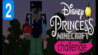 I create a poisoned apple😱😈🍎 I The disney princess minecraft challenge[2] I Rebeccas Creations