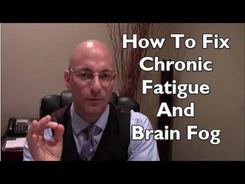 Chronic Fatigue Syndrome Treatment | Brain Fog Answers