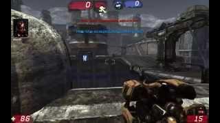 Unreal Tournament III Titan -флаги Hudrosis | Захват флага