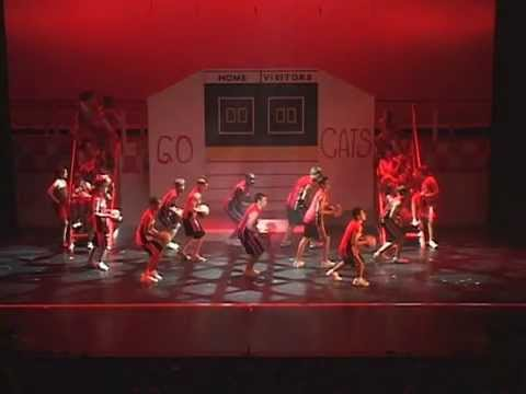 GET YOUR HEAD IN THE GAME - High School Musical @NSB I Choreo By Chris Embroz @Mztr_Red