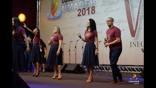Ministerio de Louvor  - Estamos todos prontos - UMADEB 2018