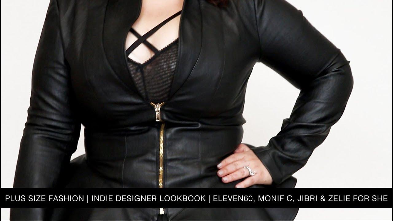 Indie Designer Clothing | Plus Size Fashion Lookbook Indie Designers Eleven 60 Monif C