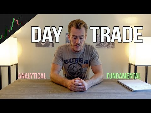 How I learned To Day Trade In A Week