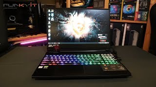 A Gaming Laptop with 240Hz IPS Panel and RTX 2070 - MSI GE65 Raider 9SF