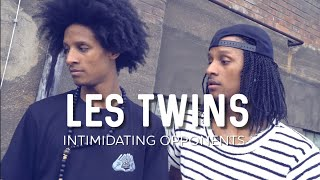 LES TWINS | HUMILIATING/INTIMIDATING OPPONENTS