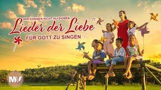 Christliches Musikvideo | Wir können nicht aufhören, Lieder der Liebe für Gott zu singen