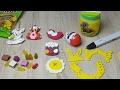 СТРИМ 3D ручка и Пластилин | Делаем вкусные подаики