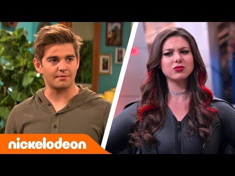 Грозная семейка | Отчаянные времена | Nickelodeon Россия