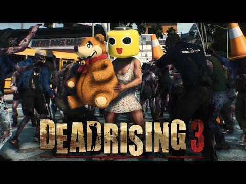 Dead Rising 3: Breathing Exercises