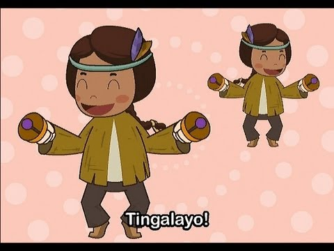 Tingalayo | Family Sing Along - Muffin Songs
