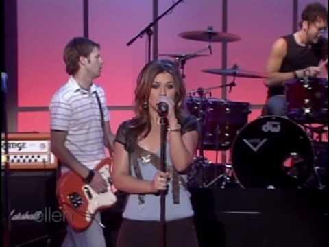 Kelly Clarkson - Since U Been Gone - Ellen