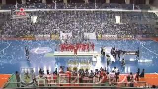 【Fリーグ】2010 オーシャンアリーナカップ ダイジェスト