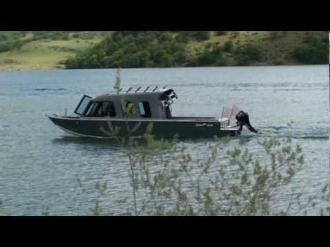 Fish Rite 25' Diesel Boat
