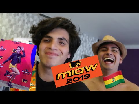MTV MIAW 2019 - ASI NOS PREPARAMOS