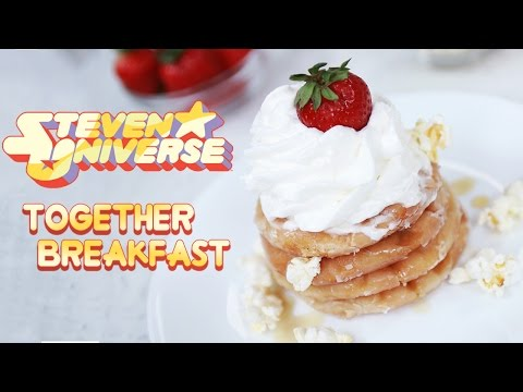 Save STEVEN UNIVERSE TOGETHER BREAKFAST - NERDY NUMMIES Pics