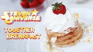STEVEN UNIVERSE TOGETHER BREAKFAST - NERDY NUMMIES