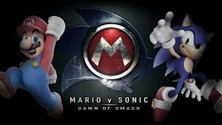 Mario Vs Sonic Movie Trailer Fan Made