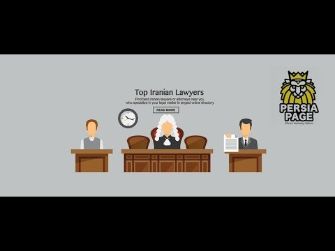 Persian Attorneys | Iranian American Lawyers Directory