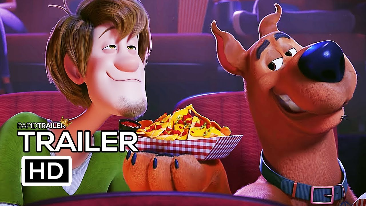 SCOOB! Official Trailer (2020) Zac Efron, Mark Wahlberg Movie HD