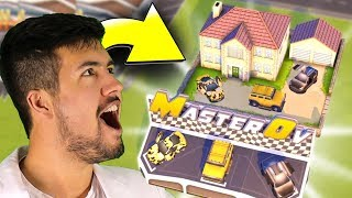 WIN MY HOUSE & CRASH MY CARS IN A GAME...!?!?
