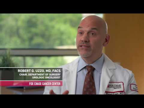 Robert Uzzo, MD, FACS, Chair, Department of Surgical Oncology