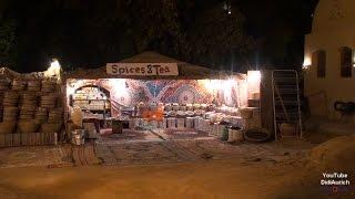 gypten el gouna tamr henna platz downtown am abend egypt el gouna downtown at night