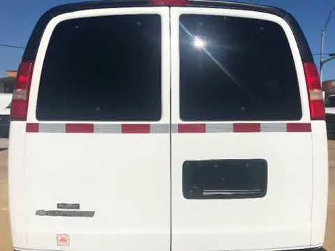 2007 Chevrolet Express Cargo Van 1500     Garland Location     972 272 2260  (Carrollton, Texas)