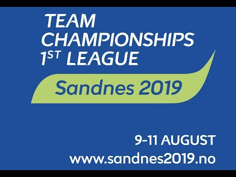 European Athletics Team Championships First League 2019 - Saturday (ETCH - EM for lag)