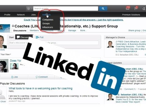"Get 3 New Clients On LinkedIn... then ""Rinse"" and Repeat!"