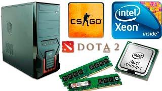 бюджетный компьютер 2016 / собрать компьютер своими руками / intel xeon e5420 & память ddr2(оперативная память ddr2 купить - http://ali.ski/idgF7 ( 4 gb - 2 планки по 2 гига Kingston DDR2-800 2048MB PC2-6400 ) купить процессор intel..., 2016-09-03T10:07:29.000Z)