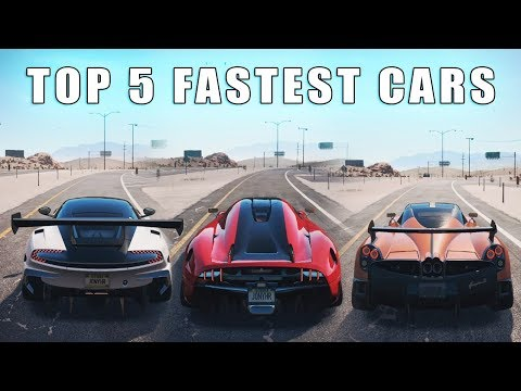 NFS Payback – Top 5 Fastest Cars