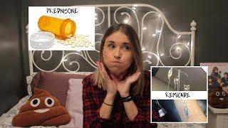 Prednisone vs Remicade: Treating Crohn's and Colitis