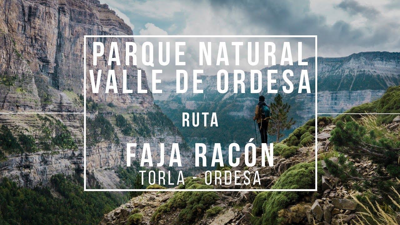 Parque nacional VALLE DE ORDESA | Ruta FAJA RACÓN |Día 2| España